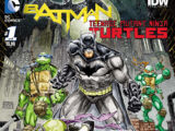 Batman/Teenage Mutant Ninja Turtles Vol 1 1