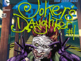 Batman: The Dark Knight Vol 2 23.4: The Joker's Daughter