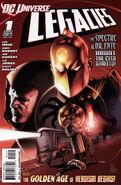 DC Universe Legacies Vol 1 1 Variant