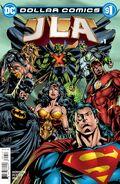 Dollar Comics JLA Vol 1 1