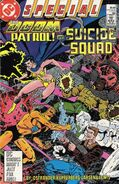 Doom Patrol and Suicide Squad Special 1
