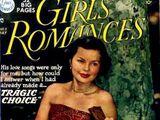 Girls' Romances Vol 1 2