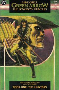 Green Arrow Longbow Hunters 1