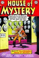 House of Mystery v.1 19