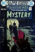 House of Mystery v.1 205