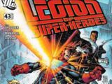 Legion of Super-Heroes Vol 5 43