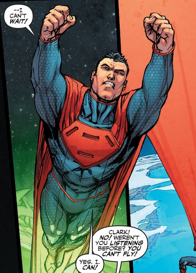 Kal El Justice League 3000 DC Database