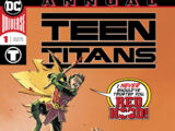 Teen Titans Annual Vol 6 1