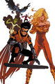 Teen Titans Futures End Vol 1 1 Present Textless