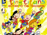 Tiny Titans: Return to the Treehouse Vol 1 1