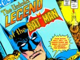 Untold Legend of the Batman Vol 1 1