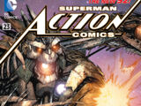 Action Comics Vol 2 23