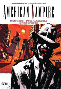 Cover for the American Vampire: Vol. 2 Trade Paperback