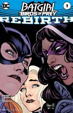 Batgirl and the Birds of Prey Rebirth Vol 1 1