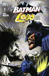 Batman - Lobo - Deadly Serious 1