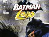 Batman/Lobo: Deadly Serious Vol 1