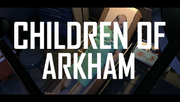 Batman telltale children of arkham