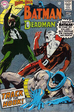 Batman and Deadman Team-Up