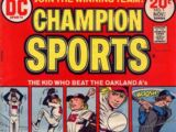 Champion Sports Vol 1 1