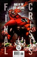 Final Crisis Rage of the Red Lanterns 1