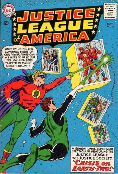 Justice League of America (New Earth)   DC Database ...