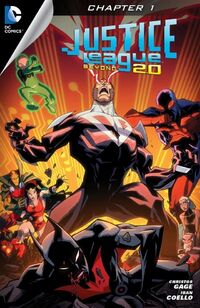 Justice League Beyond 2.0 Vol 1 1 (Digital)