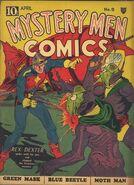 Mystery Men Comics Vol 1 9