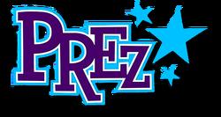 Prez (2015) DC Logo