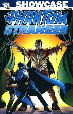 Cover for the Showcase Presents: Phantom Stranger Vol. 2 Trade Paperback