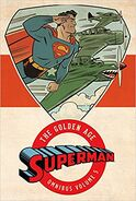 Superman The Golden Age Omnibus Vol 5 TPB