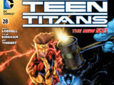 Teen Titans Vol 4 28