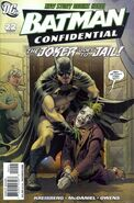 Batman Confidential 22