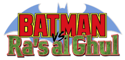 Batman vs. Ra's Al Ghul (2019) logo