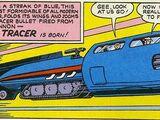 Blue Tracer
