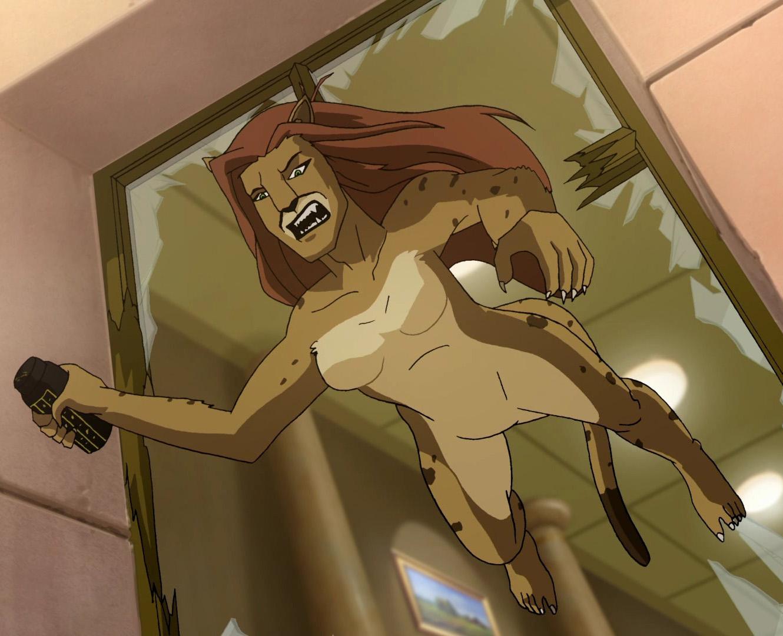 Resultado de imagem para cheetah  Wonder Woman. movie animated