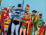 Batmen of All Nations (New Earth)