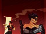 Selina Digatti (DC Bombshells)