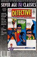 DC Silver Age Classics Detective Comics 327