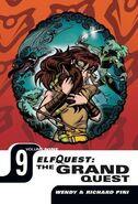 ElfQuest The Grand Quest Vol 9 TP