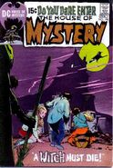 House of Mystery v.1 190
