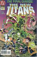 New Teen Titans Vol 2 115