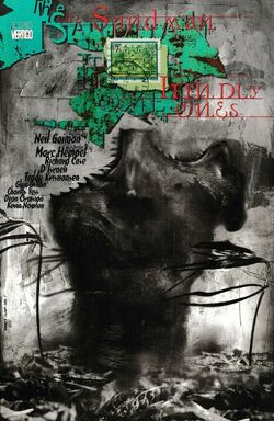 Cover for the Sandman: The Kindly Ones Trade Paperback