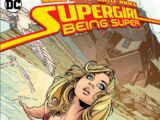 Supergirl: Being Super Vol 1 1
