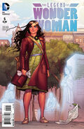 The Legend of Wonder Woman Vol 2 5