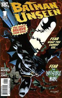 Batman Unseen 1