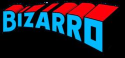 Bizarro (2015) DC Logo