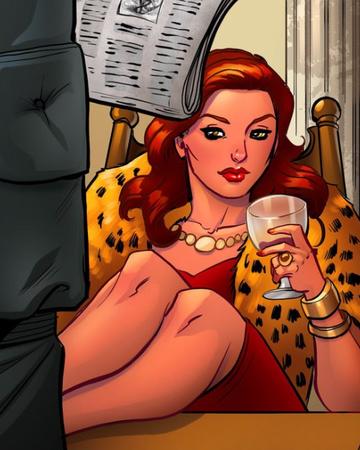 Resultado de imagem para cheetah The Legend of Wonder Woman