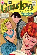 Girls' Love Stories Vol 1 85