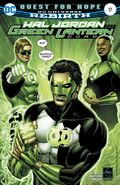 Hal Jordan and the Green Lantern Corps Vol 1 17