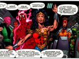 Justice Society (Earth-1098)